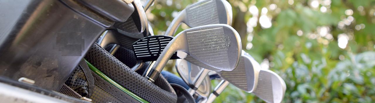 ゴルフプレーの前後に。サービス色々。