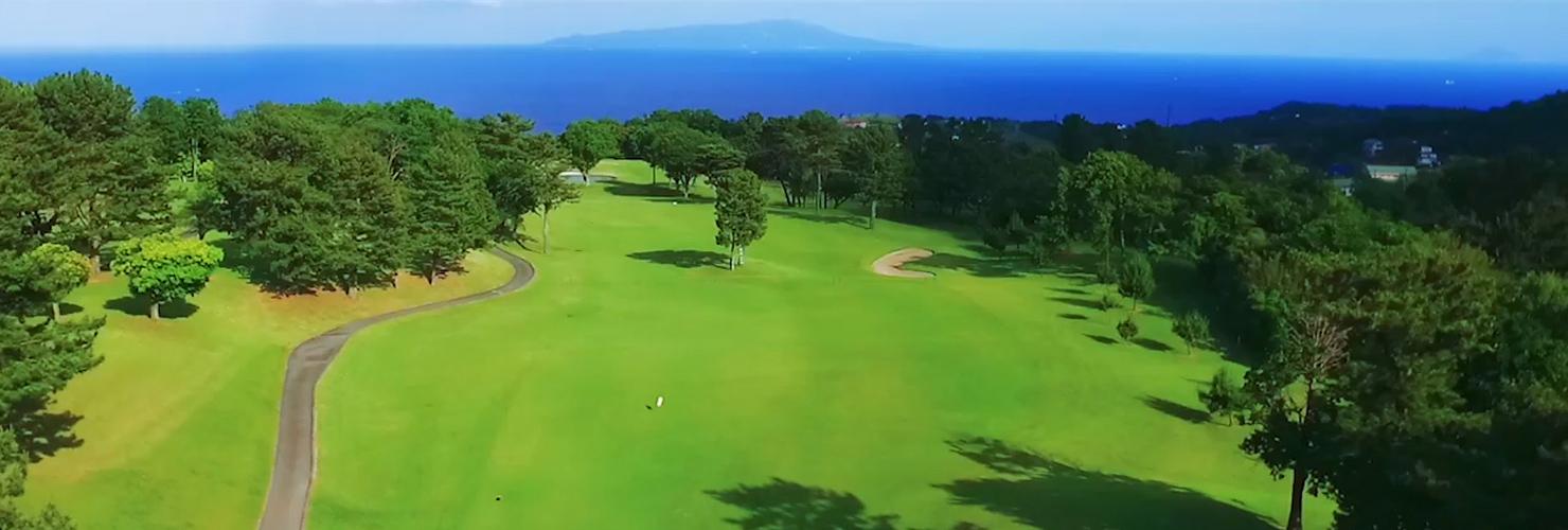 サザンクロスの総合リゾートゴルフコース