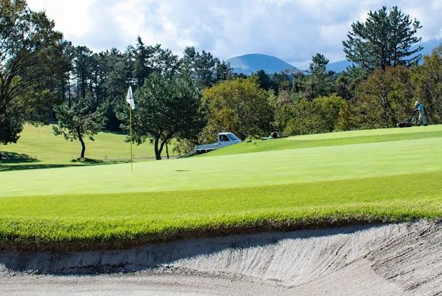 サザンクロスゴルフコースホール1