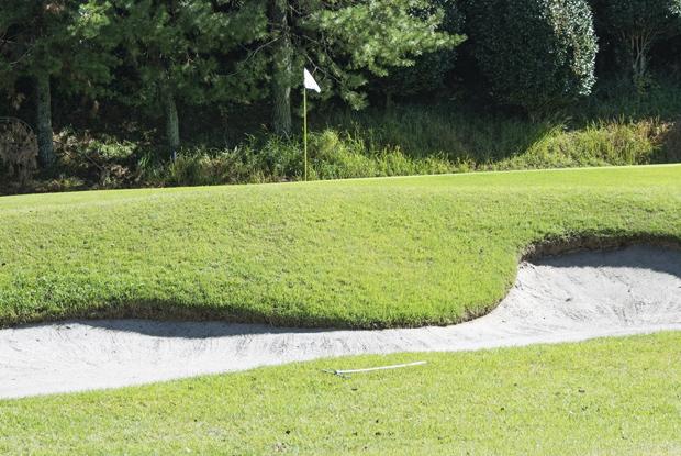 サザンクロスゴルフコースホール10
