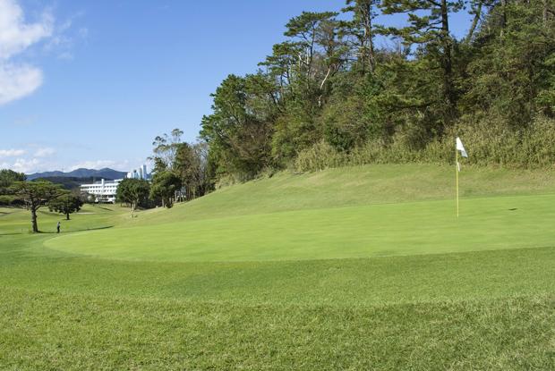 サザンクロスゴルフコースホール12
