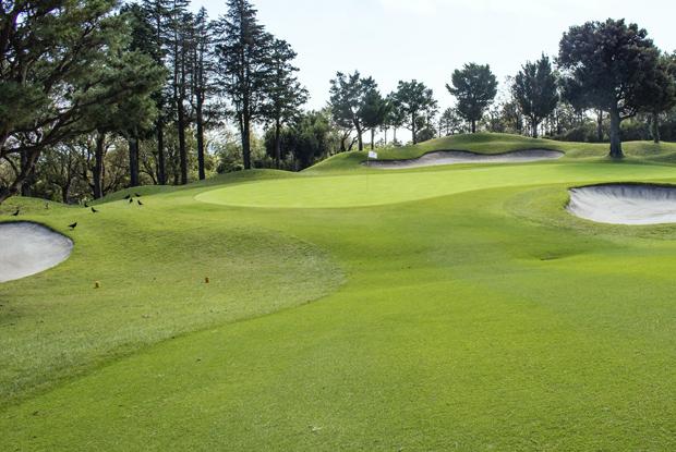 サザンクロスゴルフコースホール13