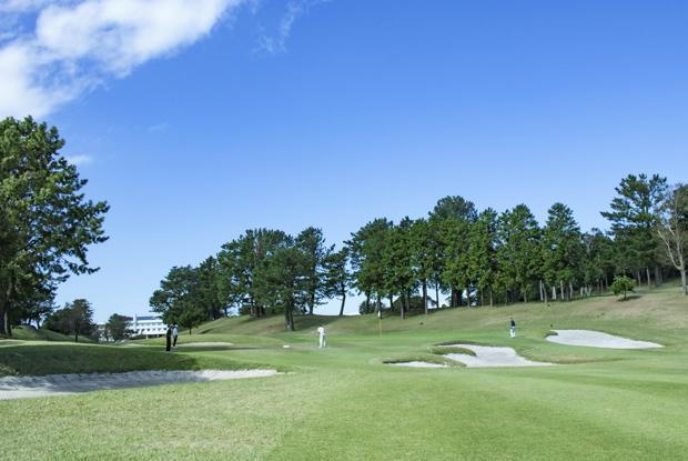 サザンクロスゴルフコースホール14
