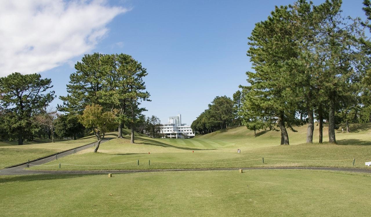 サザンクロスゴルフコースホール15