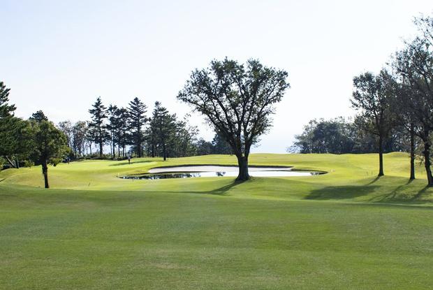 サザンクロスゴルフコースホール16