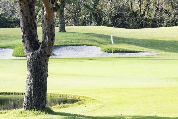 サザンクロスゴルフコースホール17