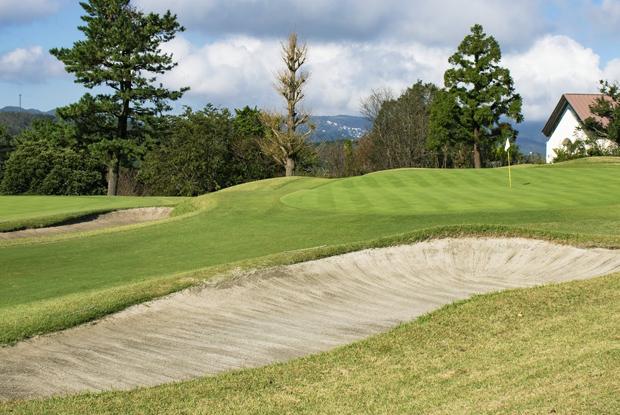 サザンクロスゴルフコースホール18