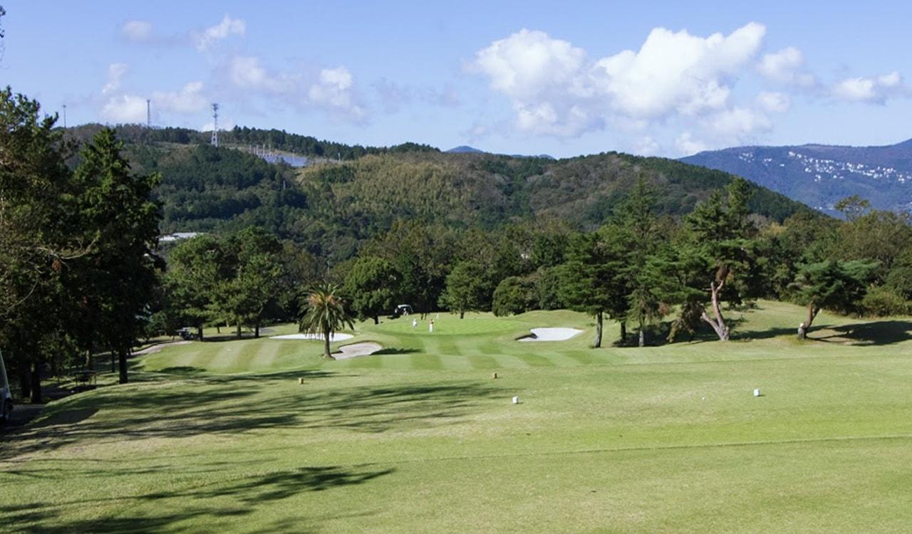 サザンクロスゴルフコースホール5