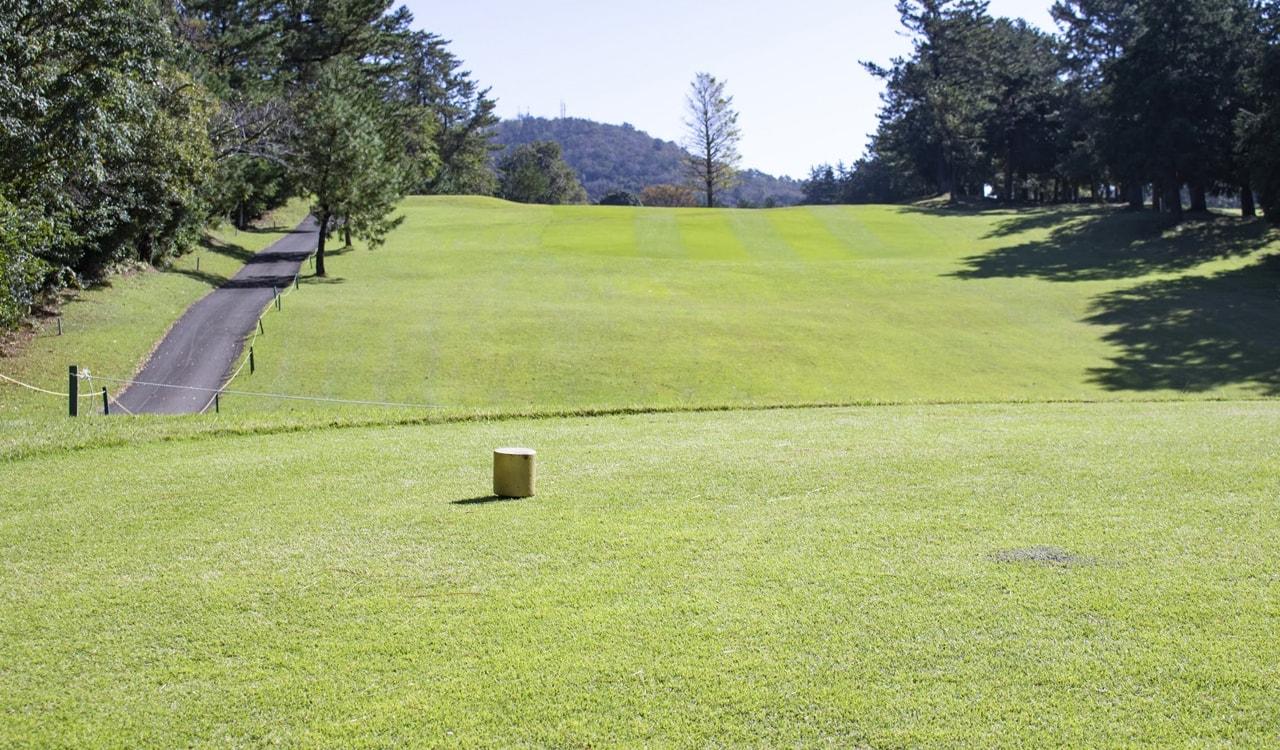 サザンクロスゴルフコースホール8