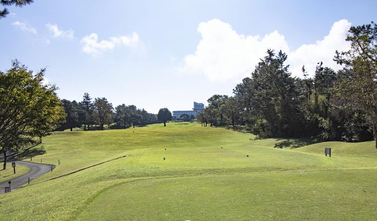 サザンクロスゴルフコースホール9