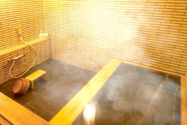 部屋風呂温泉